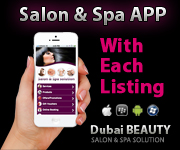 Dubai Beauty Salon App